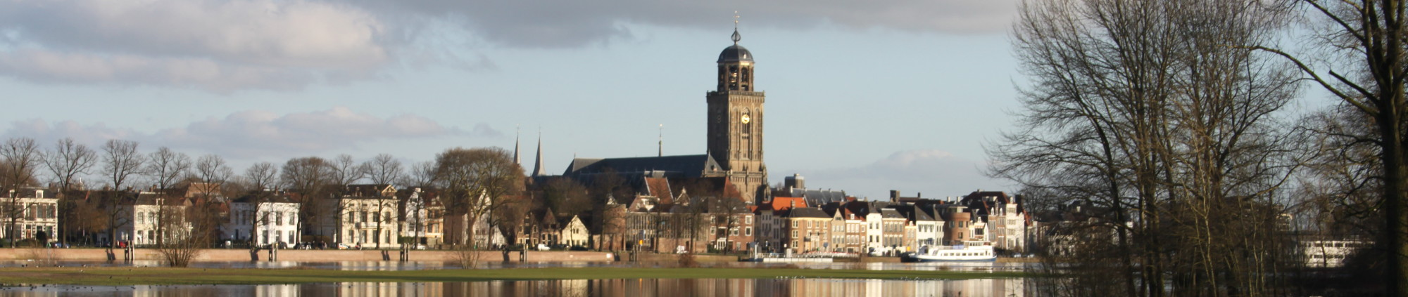 Kerk in Deventer